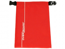 Overboard Waterproof Dry Pouch Red 1 Litre - OB1015R